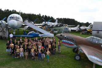 ABS Jets supported Children Aviation Summer Camp