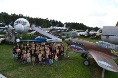 ABS Jets supported Children's Aviation Summer Camp