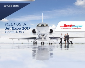 ABS Jets is going to participate at JetExpo 2017