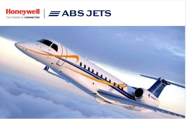 ABS Jets is an official partner of Honeywell HAPP system of